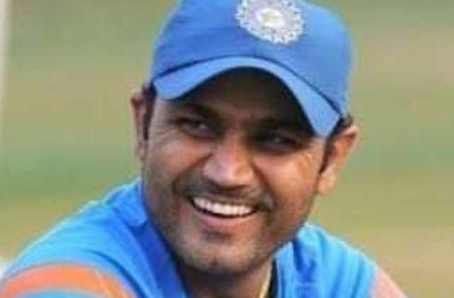 Rahul Dravid, Virender Sehwag, Funny anecdote, IPL 2021, Indira Nagar ka Gunda, IPL news in hindi, sports news, वीरेंद्र सहवाग,  राहुल द्रविड़ , महेंद्र सिंह धोनी