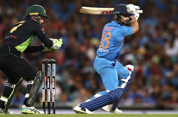 Virat Kohli INDvsAUS 3rd T20