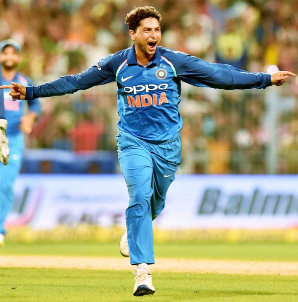 Kuldeep yadav in favour of ind vs pak match in WCW 2019