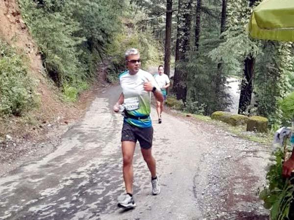 PunjabKesari, Half Marathon Image