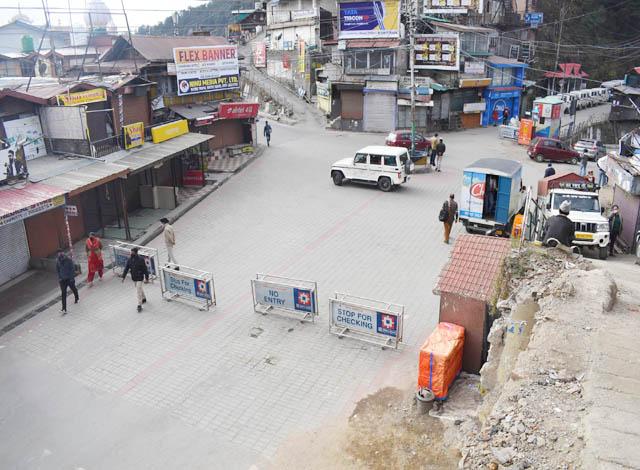 PunjabKesari, Containment Zone Image