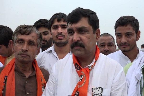 PunjabKesari, Rally, Vijay Sankalp, BJP, Congress