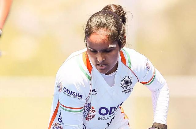 Afraid, Nisha, Hockey news in hindi, sports news, भारतीय महिला हॉकी टीम, हॉकी युवा डिफेंडर निशा, युवा डिफेंडर निशा