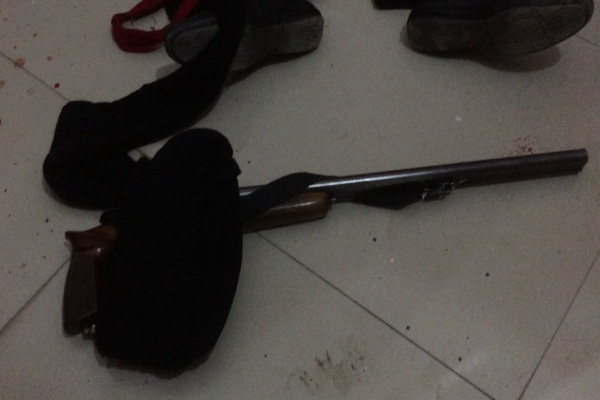 PunjabKesari, gunman