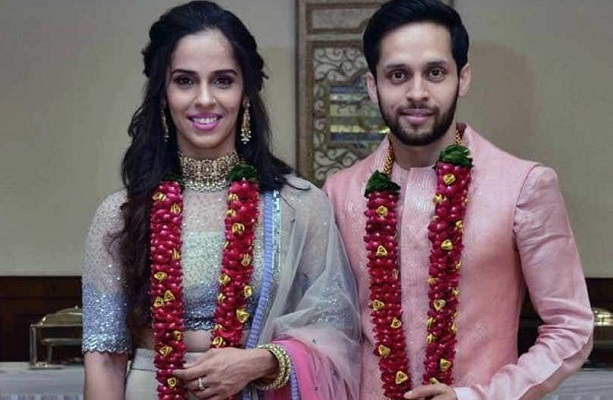 Saina Nehwal And Parupalli Kashyap Marriage