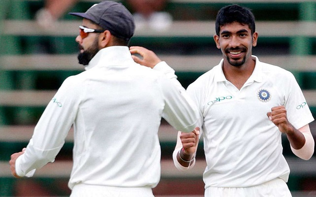 Bumrah INDvsAUS Perth Test