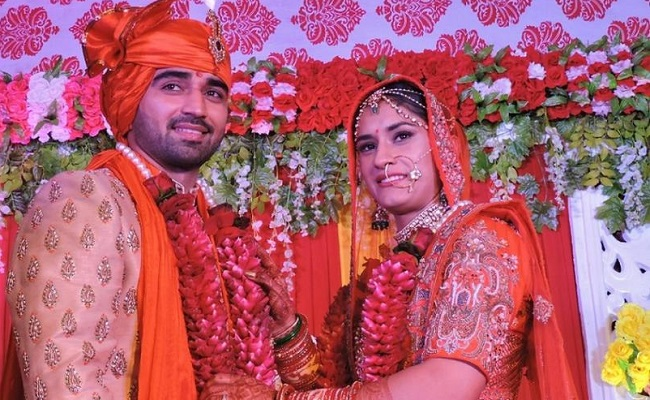 Vinesh Phogat And Somvir Rathi Marriage