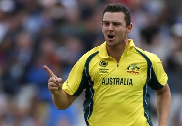 Hazlewood breaks silence over 'bitterly disappointing' CWC 2019 snub