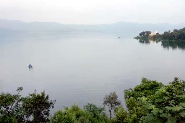 PunjabKesari, Bhakra Dam Image