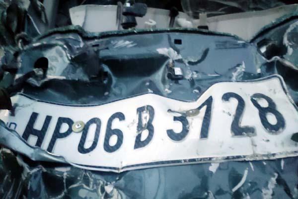 PunjabKesari, Car Number Plate Image