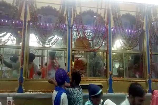 PunjabKesari, Nagar Kirtan Image