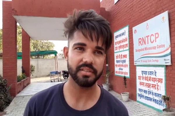 PunjabKesari, crush, student, ITI, death, Spot