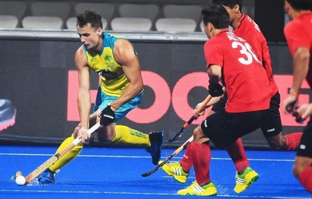 Hockey World Cup 2018 Semi-Finals
