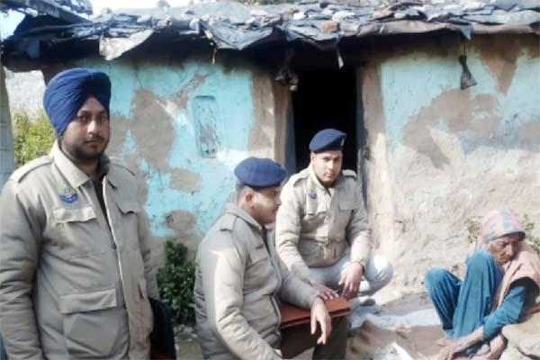 PunjabKesari, Shilai Police Image