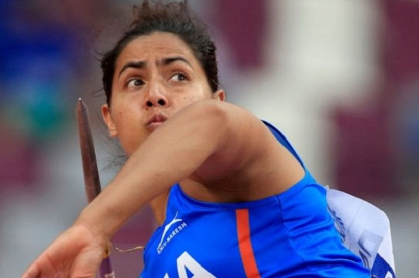 Anu gets gold in javelin throw, Duti takes time of 11.55 seconds