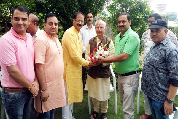 PunjabKesari, Shanta Kumar Birthday Image