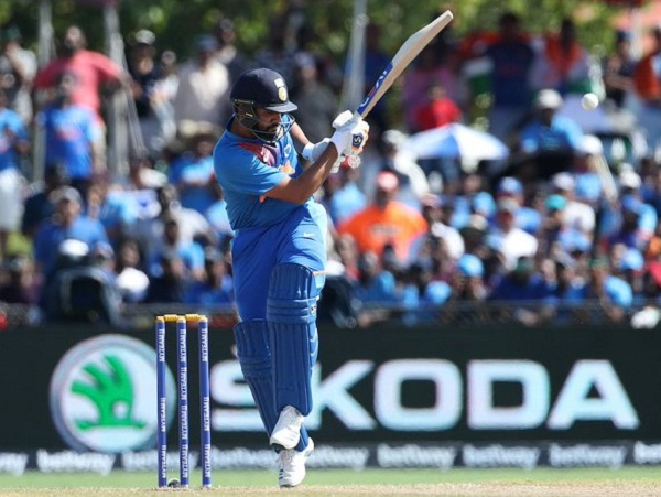 Rohit sharma is now have most six in T20 international cricket