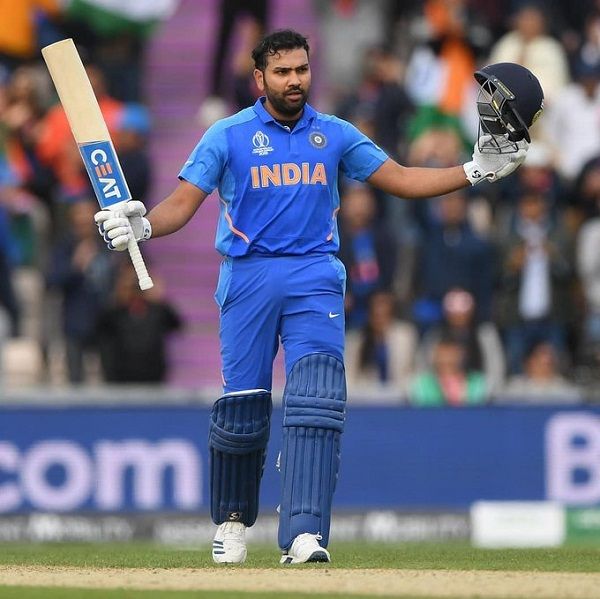 Rohit sharma is now most six in T20 international cricket