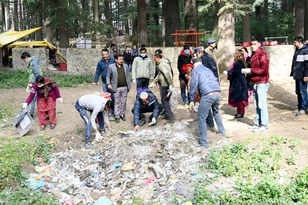 PunjabKesari, Special Cleaning Campaign