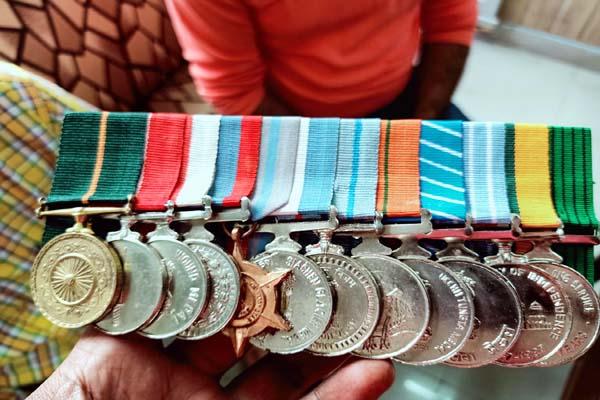 PunjabKesari, Medal Image