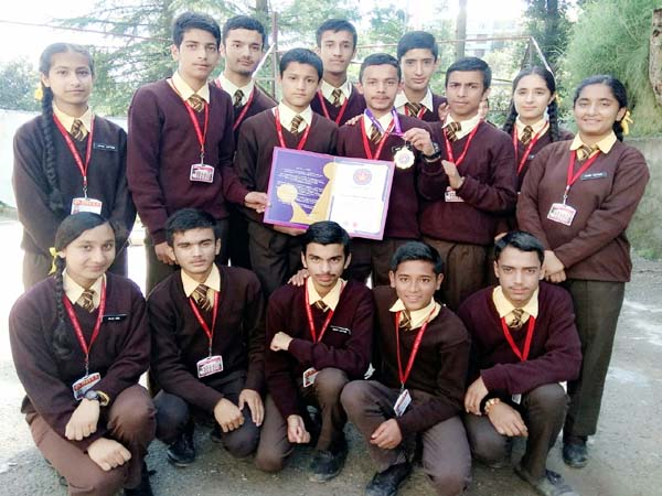 PunjabKesari, School Students Image