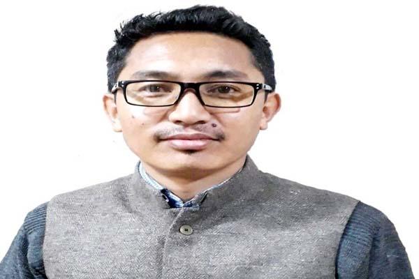 PunjabKesari, Jmyang Tsering Namgyal Image