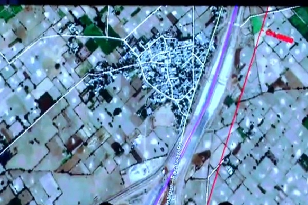 PunjabKesari, rail, corridor, built, line, Orbital Rail Corridor