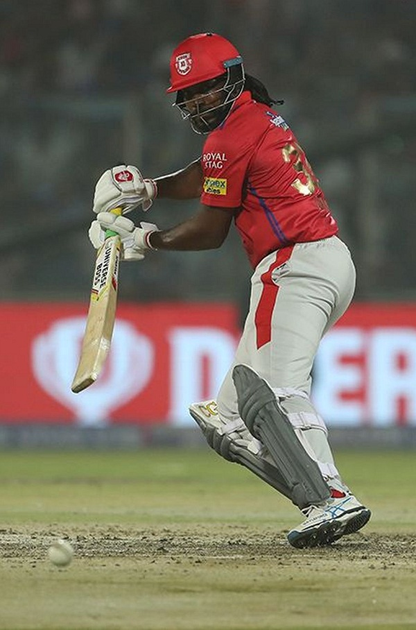 IPL 2019: Chris Gayle making big records in DC v KXIP match