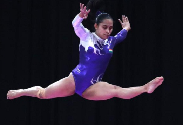 GYMNASTIC WORLD CUP FINAL : DIPA qualify for final