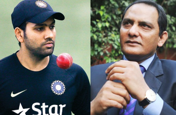 If you pick Rohit then give him chance in team with respect : AZHAR
