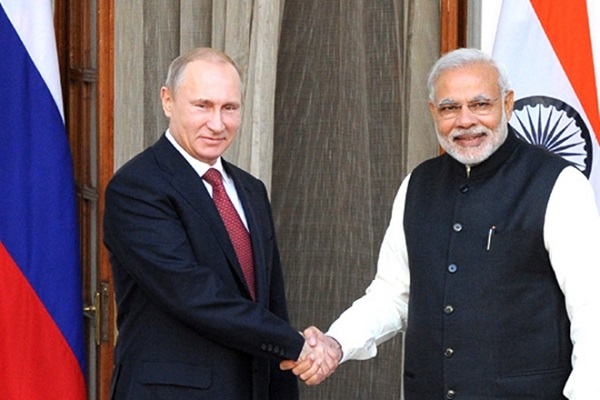 no threat to us threat will happen soon with india and deals russia