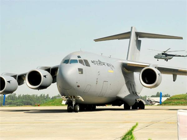 indian army ship c 17 to go to wuhan to take corona virus affected indians