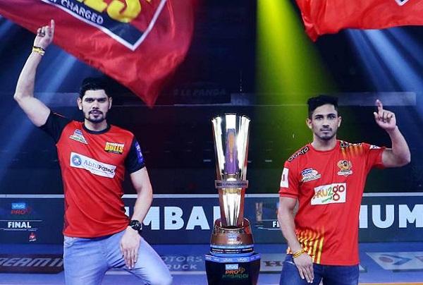Bengaluru bulls win Pro kabaddi league