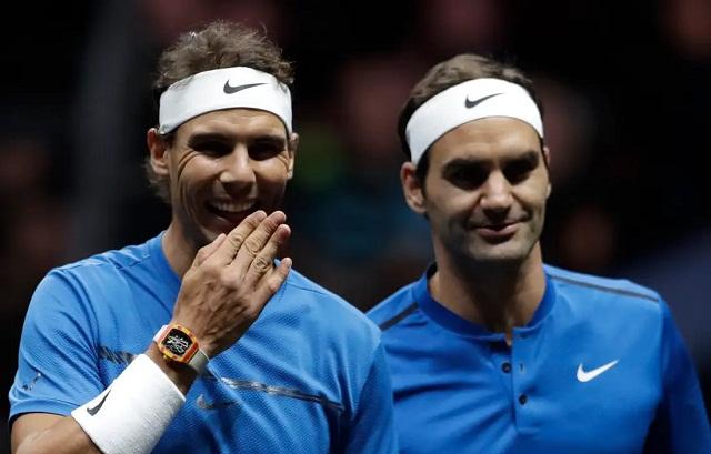 Sania Mirza, Roger Federer, Rafeal Nadal, सानिया मिर्जा, Tennis news in hindi, रोजर फेडरर, राफेल नडाल, Sports news,
