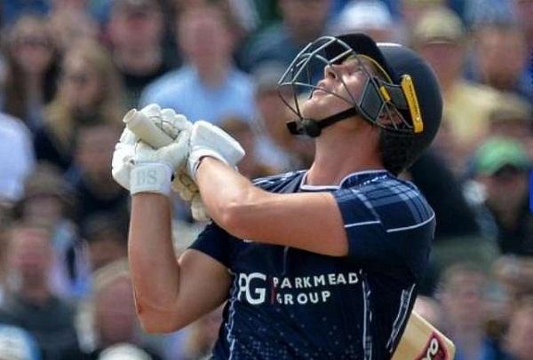 Scotland George Munsey hit century in 41 balls