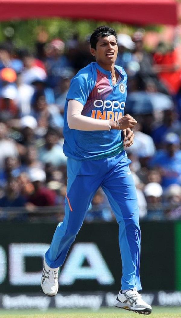Navdeep Saini Make world records in Debut T20 match