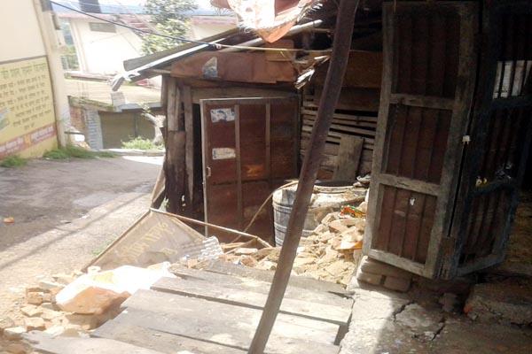 PunjabKesari, Damage Shop Image