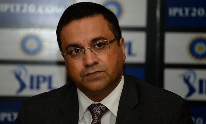 Rahul Johri BCCI CEO