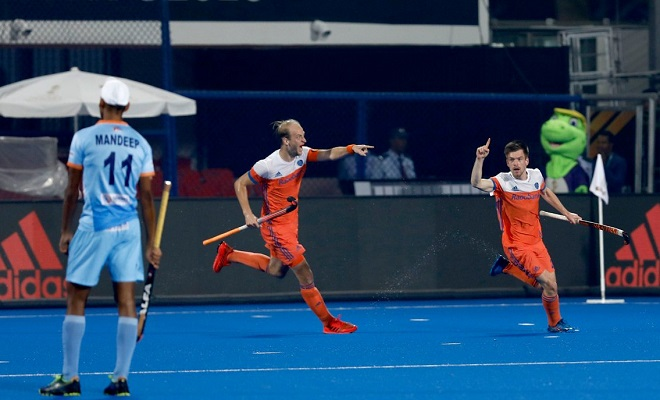 Hockey World Cup 2018 INDvsNED