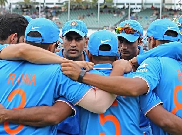 MS Dhoni Team India