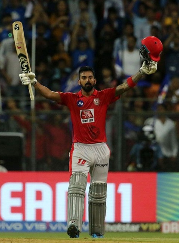 IPL 2019 : KL Rahul Smash First Century of his IPL career