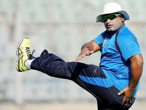 Ramesh Powar Women Cricket Team Coach