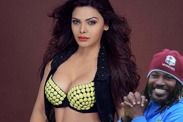 Chris Gayle and Kamasutra Girl Sherlyn Chopra photos gone viral