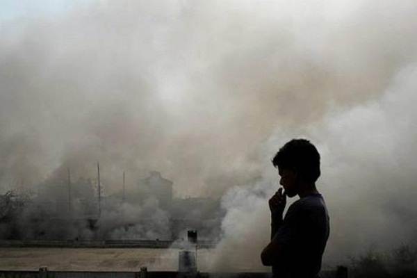 PunjabKesari, pollution