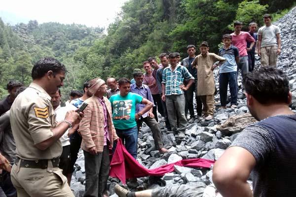 PunjabKesari, Accident Spot Image