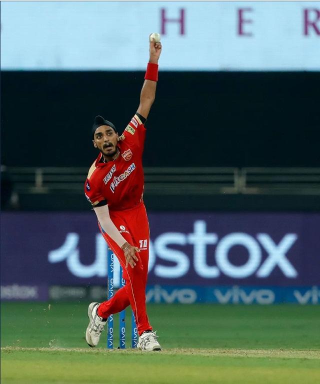 Arshdeep Singh, Punjab Kings, IPL, IPL 2021, IPL news in hindi, Sports news, Punjab vs Rajasthan, पंजाब किंग्स, अर्शदीप सिंह
