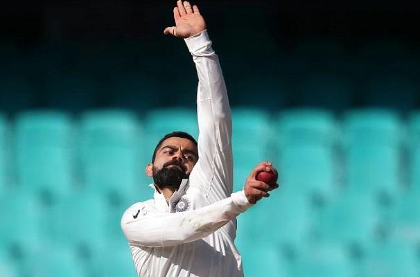 Virat Kohli INDvsAUS XI Practice Match