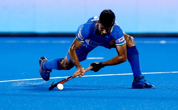 India won FIH series finals by defeating South Africa 5-1