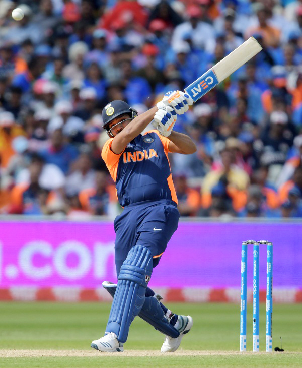 Rohit sharma make third century for cricket world cup 2019