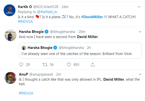 David Miller also overtakes Kohli in catching Supercatch, watch video